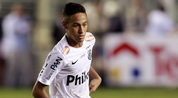 Neymar da Silva Santos Junior resmi bergabung dengan Barcelona. (Reuters)