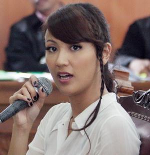 Sharena Kaget Jadi Pendatang Baru Wanita Terfavorit