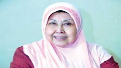 Air Mata Iringi Penghargaan untuk Aminah Cendrakasih