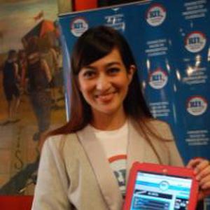 Helmalia Putri Ajak Anak Muda Tak Apatis dengan Politik