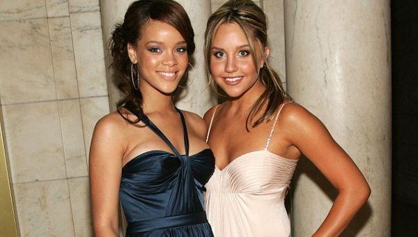 Amanda Bynes Sebut Rihanna Didepak Pacar karena Bermuka Jelek