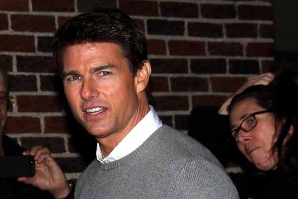 "Tom Cruise Ingin ""Jebloskan"" Beckham ke Dunia Artis"
