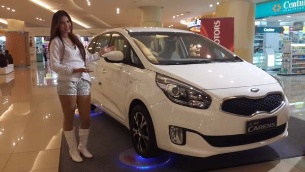all new kia carens febri a okezone