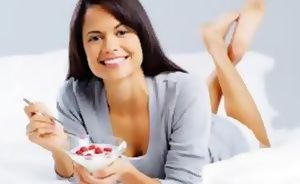 Makan Yogurt Ampuh Turunkan Stres