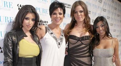 Keluarga Kim Kardashian Ilhami Video Porno Parodi