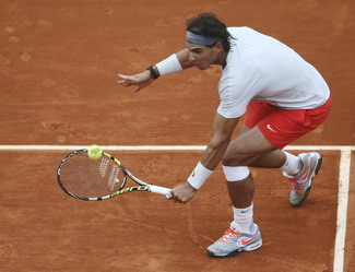 Rafael Nadal mengincar gelar kedelapan di ajang Prancis Terbuka/Reuters