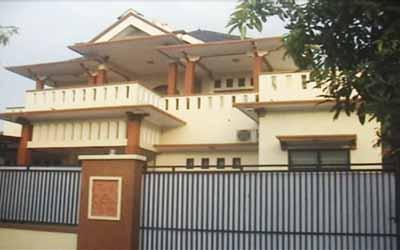 """Vita """"KDI"""" Bangun Beberapa Rumah Mewah di Nganjuk"""