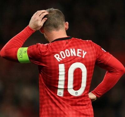 Wayne Rooney digoda PSG dengan gaji yang spektakuler/Ist