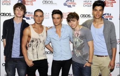 The Wanted (foto: Youngmalecelebs)