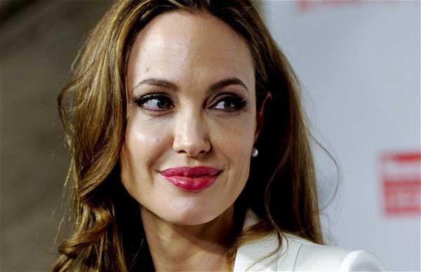 Angelina Jolie (foto: Telegraph)