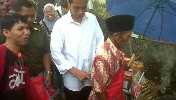 Jokowi Murka kepada Bos PRJ (JIEspo)