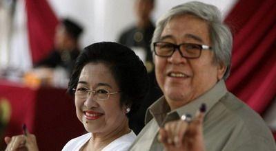 Taufiq Kiemas dan Megawati