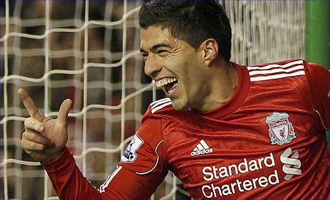 Luis Suarez. (Foto: Reuters)