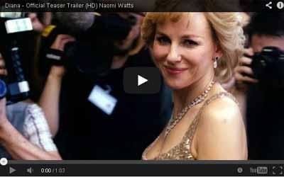 Trailer Diana Dirilis untuk Pertama Kali