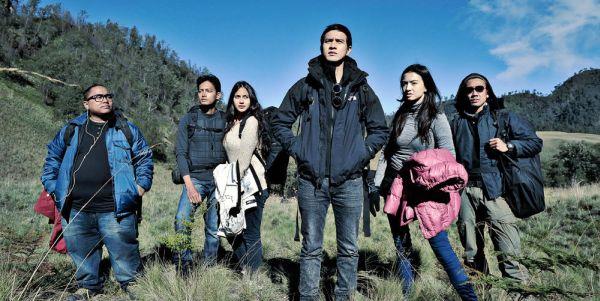 5 Cm Rajai Festival Film Bandung 2013