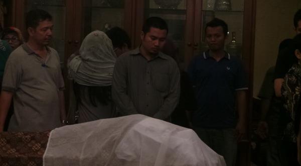 Tulang Punggung Keluarga Itu Akan Dimakamkan Secara Islam, Besok