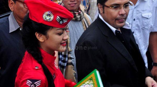 Melaney Ricardo Dukung Jupe & Gaston Menikah