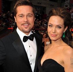 Brad Pitt Terharu Banyak Dukungan untuk Angelina Jolie