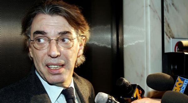 beredar kabar  bila penyerang Inter Milan Terkini Moratti Bicara soal Pertukaran Belfodil-Cassano