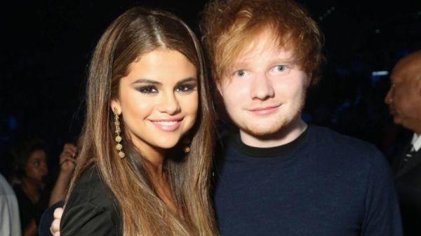 Selena Gomez & Ed Sheeran Pacaran?