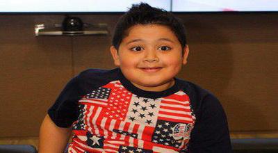 Bintang Cilik Nizam Terbaring di Rumah Sakit