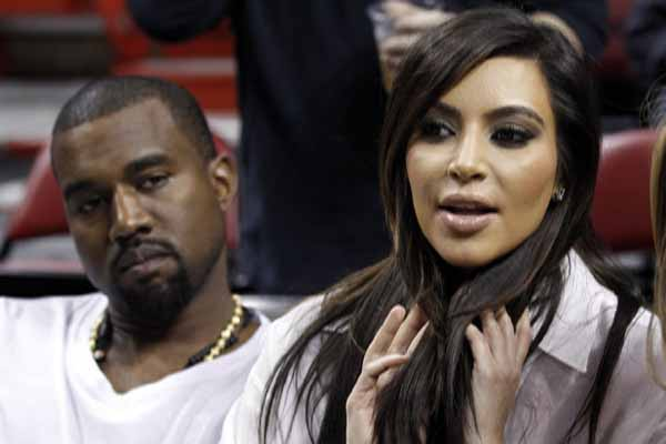 North West, Nama Anak Kim Kardashian?