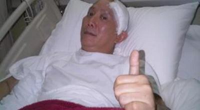 Lebih Parah, Robby Tumewu Masih Koma di Rumah Sakit
