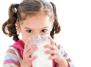 Seimbangkan Gizi dengan Susu