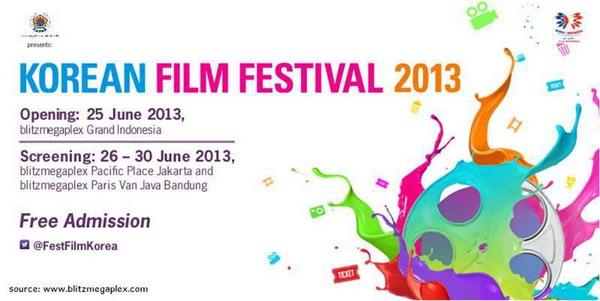 Korean Film Festival Resmi Dibuka