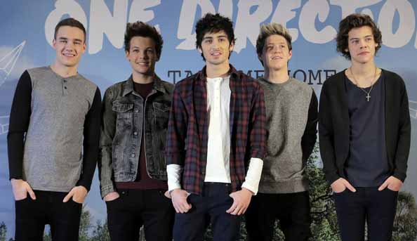 Perjalanan Karier One Direction Difilmkan dalam This Is Us