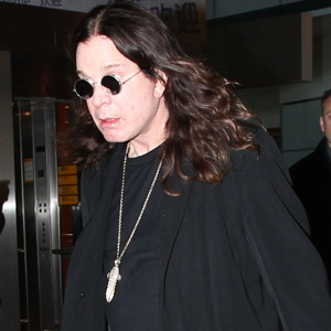 Gagal Maling Televisi, Ozzy Osbourne Ditangkap