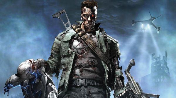 Terminator 5 Dirilis 2015