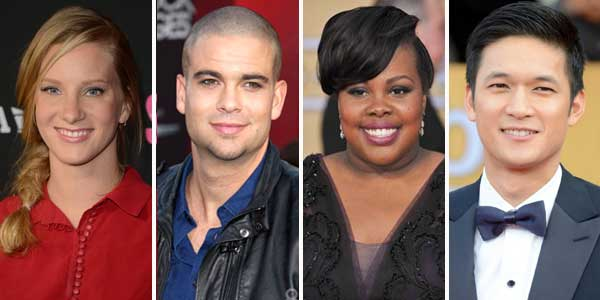 Glee Ditinggal Empat Bintang Utamanya