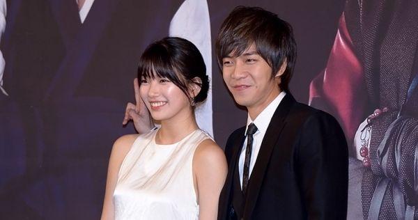 Suzy Deg-degan Cium Lee Seung Gi