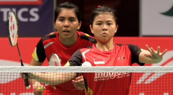 Nitya Krishinda/Greysia Polii. (Foto:badmintonindonesia.org)
