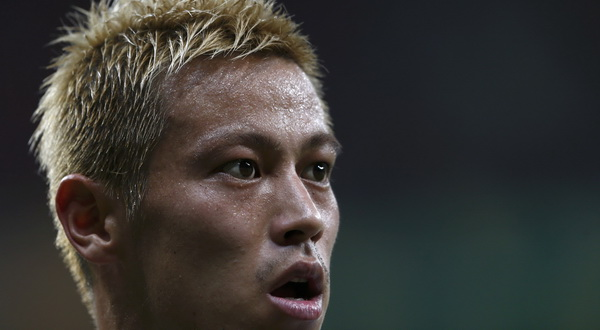 Keisuke Honda. (Foto: Ist)