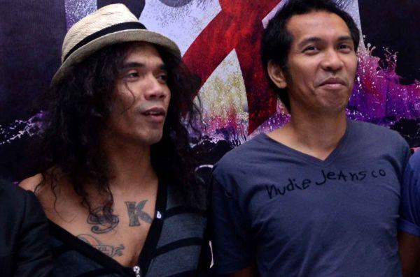 Kaka dan Ridho (Foto: Dede/Okezone)