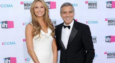 George Clooney Putus dari Stacy Keibler