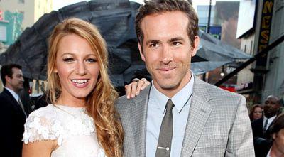 Ryan Reynolds dan Blake Lively Ingin Punya Banyak Anak