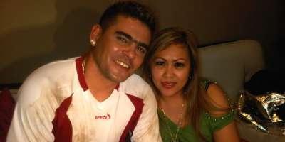 Ramadan, Christian Gonzales Absen Buka Bareng Istri