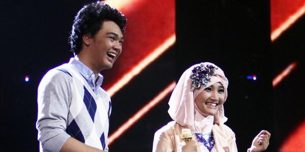 Fatin & Mikha (Foto: Arif)