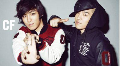 """T.O.P dan Taeyang """"Big Bang"""" Masuk Daftar Artis Terseksi"""