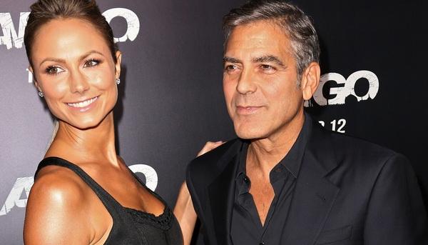George Clooney-Stacy Kiebler Putus karena Lama Tak Bercinta