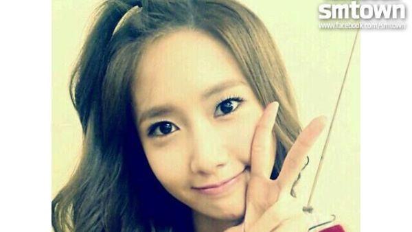 """Yoona Unggah Foto Mirip Taeyeon """"SNSD"""""""