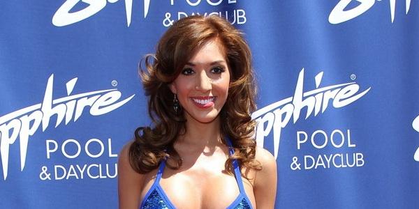 Punya Video Porno, Farrah Abraham Tetap Ditolak Playboy