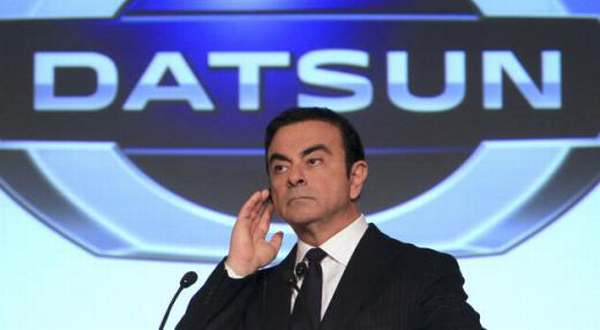 ceo nissan carlos ghosn motorbeam