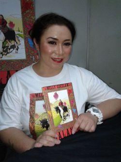 Melly Goeslaw Dilarang Nangis oleh Bocah Cacat