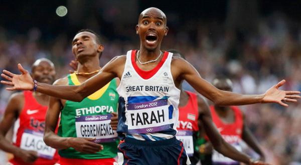 Mo Farrah (foto : Reuters)