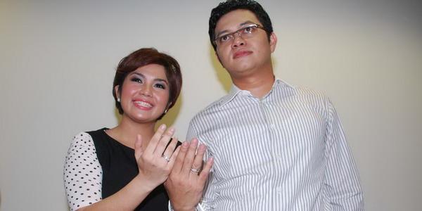 Suami Joy Tobing Tinggal Serumah Lagi dengan Mantan Istrinya