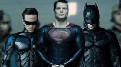 Batman & Superman Bertemu di Sekuel Man of Steel